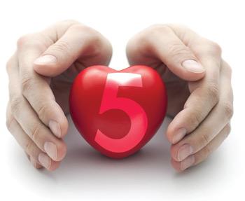 5-heart