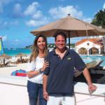 Island Restaurant Love Story