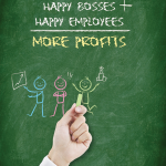 Happy Bosses + Happy Employees = More Profits