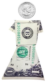 money-dress