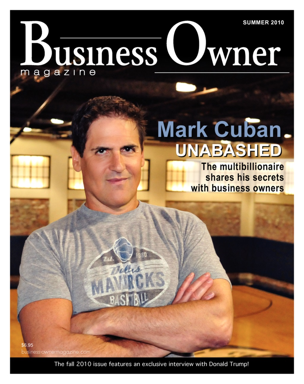 Mark Cuban Unabashed American